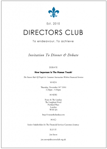 invitation_o_a_directors_club_dinner__debate_on_november_10th_2016